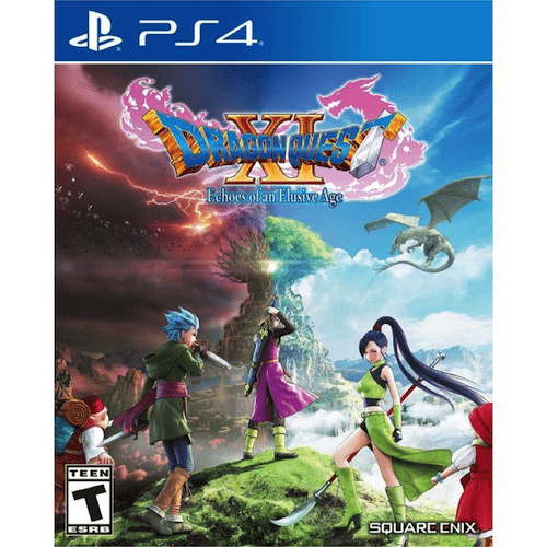 Jacob's Game Review – Dragon Quest 11