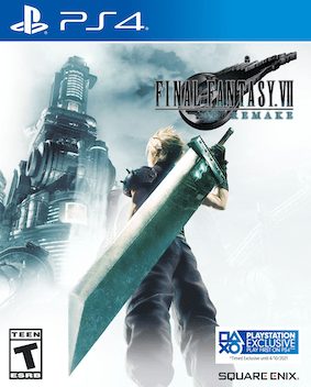Jacob's Game Review – Final Fantasy 7 Remake