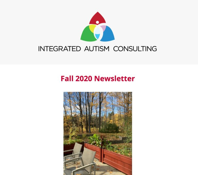 IAC Fall Newsletter 2020