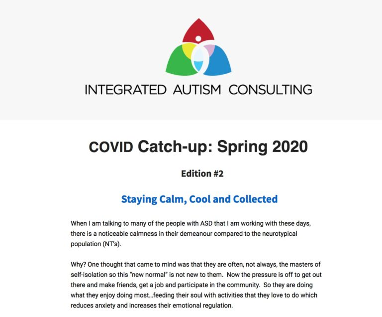 IAC Newsletter COVID Catchup 2nd ed.