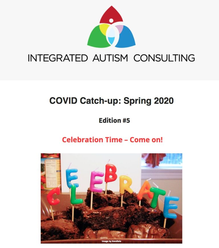 IAC Newsletter COVID Catch-up 5th ed.