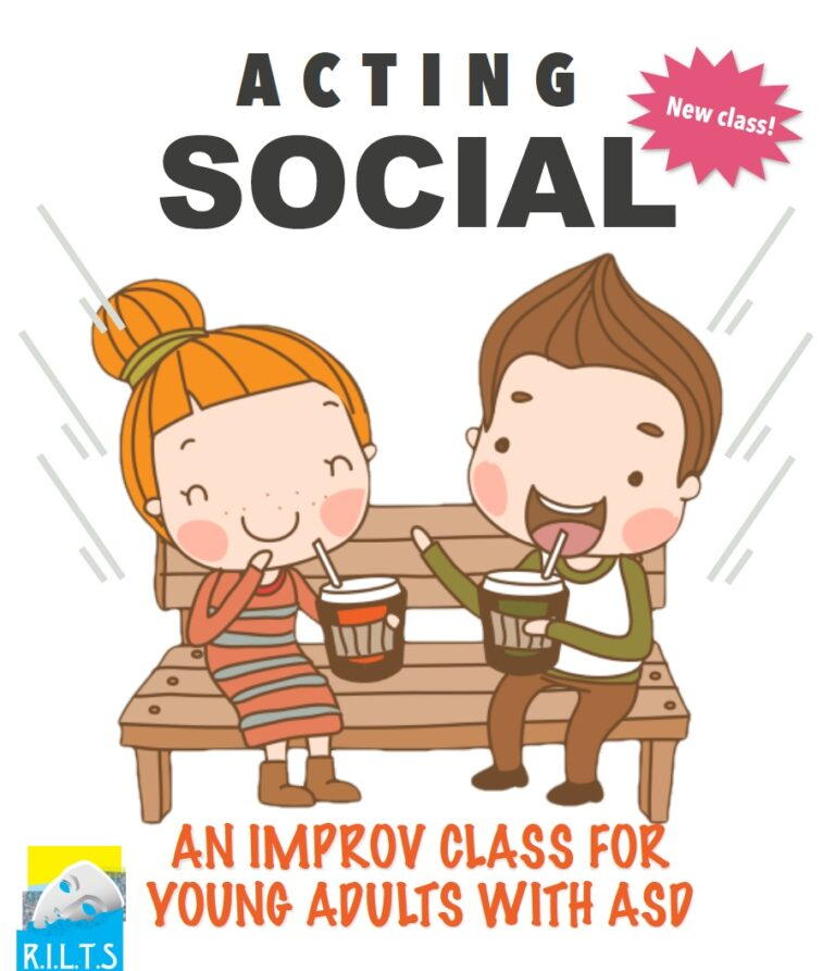 Acting Social June Playshop