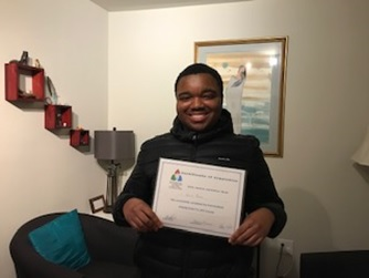 Transition To Life Graduate: Xavier