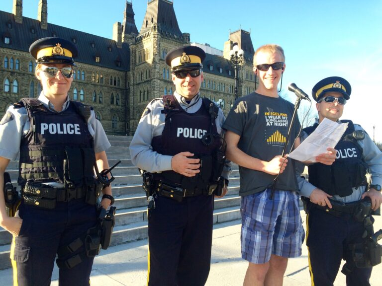 "ASD SNAPSHOT 29: ""RCMP on the Hill – An Arresting Speech"""